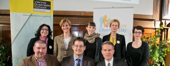 Junior Diversity Day Der Vienna Business School Hamerlingplatz