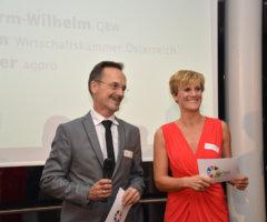 Andreas Hiermayr (agpro), Astrid G. Weinwurm Wilhelm (QBW)
