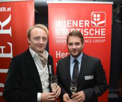 Sven Pöllauer (BMFJ), Gernot Sauer (agpro)