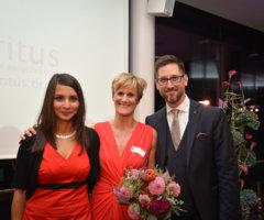 Moderatorin Meri Disoski (Verein Wirtschaft Für Integration), Astrid G. Weinwurm Wilhelm (QBW) Und Mathias Cimzar (agpro)