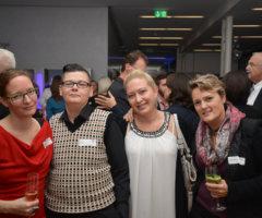 Vera Wittkowsky (MedUni Wien), Knorri (Queer Base), Claudia Hartmann & Katja Maier Pesti (Almdudler Limonade GmbH & Co KG)