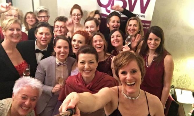 QBW @ Regenbogenball 2018- Eine Rauschende Ballnacht