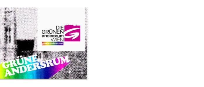 Grünen Andersrum Logo