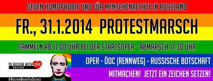 Protestmarsch Beitragsbild