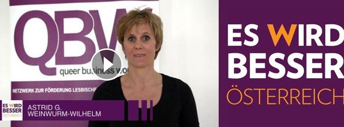 ES WIRD BESSER – Mit Astrid G. Weinwurm-Wilhelm