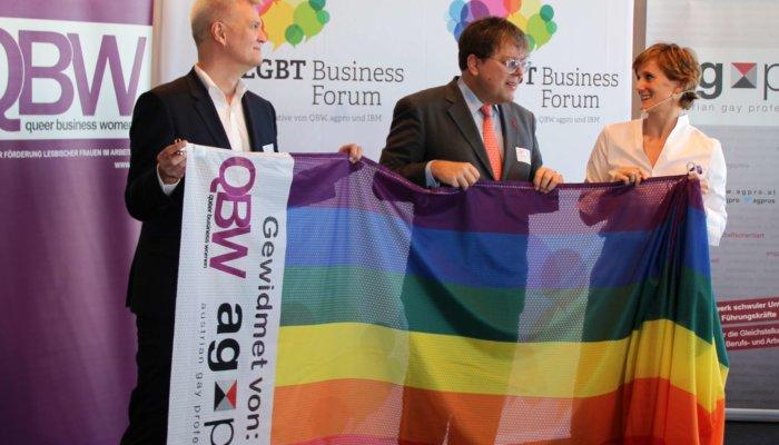 Nachbericht LGBT Business Forum 2017