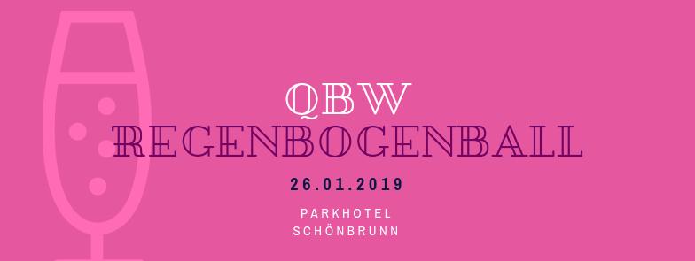 QBW @ Regenbogenball Tisch Nr.24