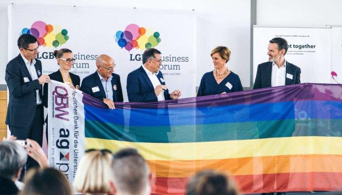 6. LGBT Business Forum Am 14.11.2018 – Trans*formation – Wie Der Blick Für Vielfalt Unternehmen Bereichert