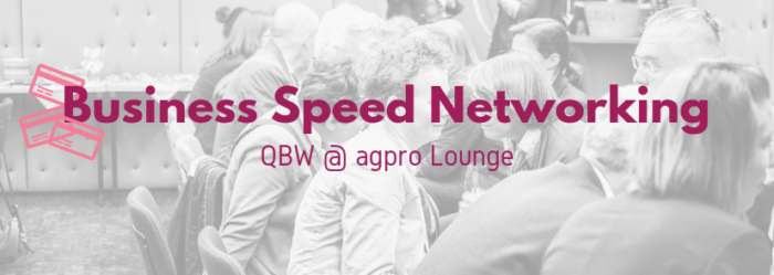 Business Speed Networking Am Mi, 6. März