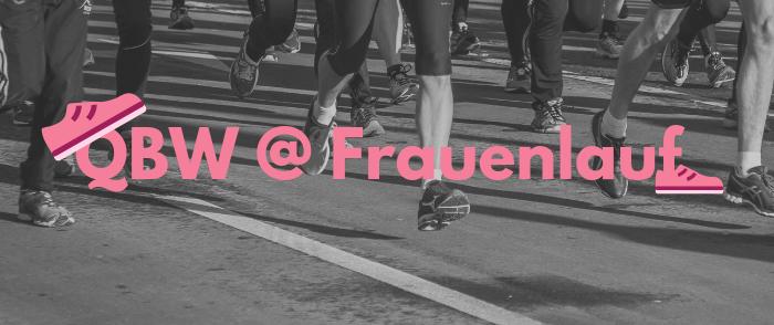 Frauenlauf Mit Den QBW Am 26. Mai