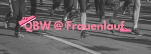 Frauenlauf mit den QBW @ Prater Hauptallee