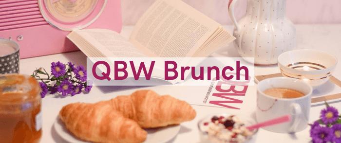 QBW Brunch Am So., 19. Mai – Mit Karin Rick