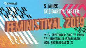 Feministival Sorority @ Ankerhalle/Brotfabrik